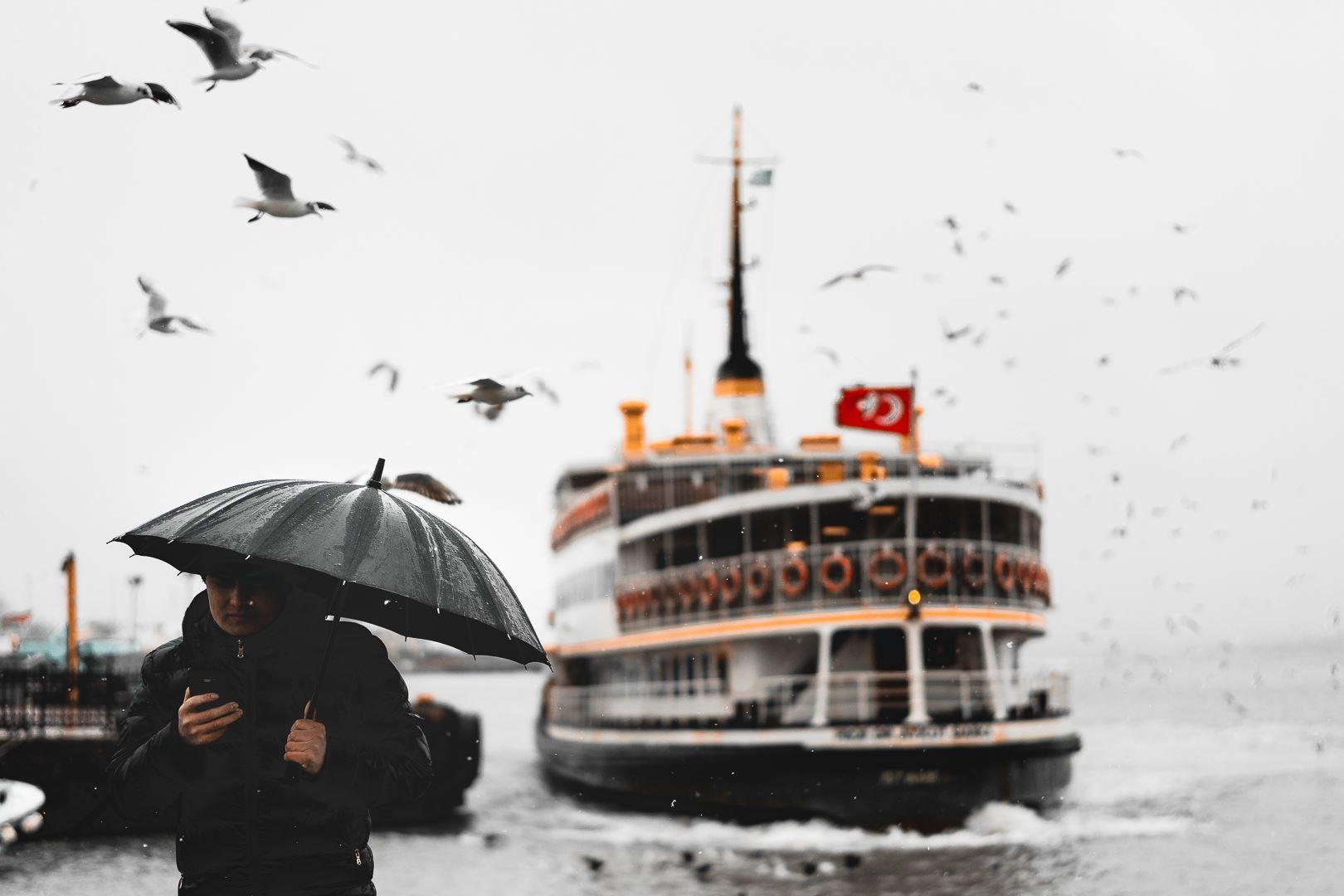 Kadıköy Beşiktaş Vapuru - Hakan Yaşar