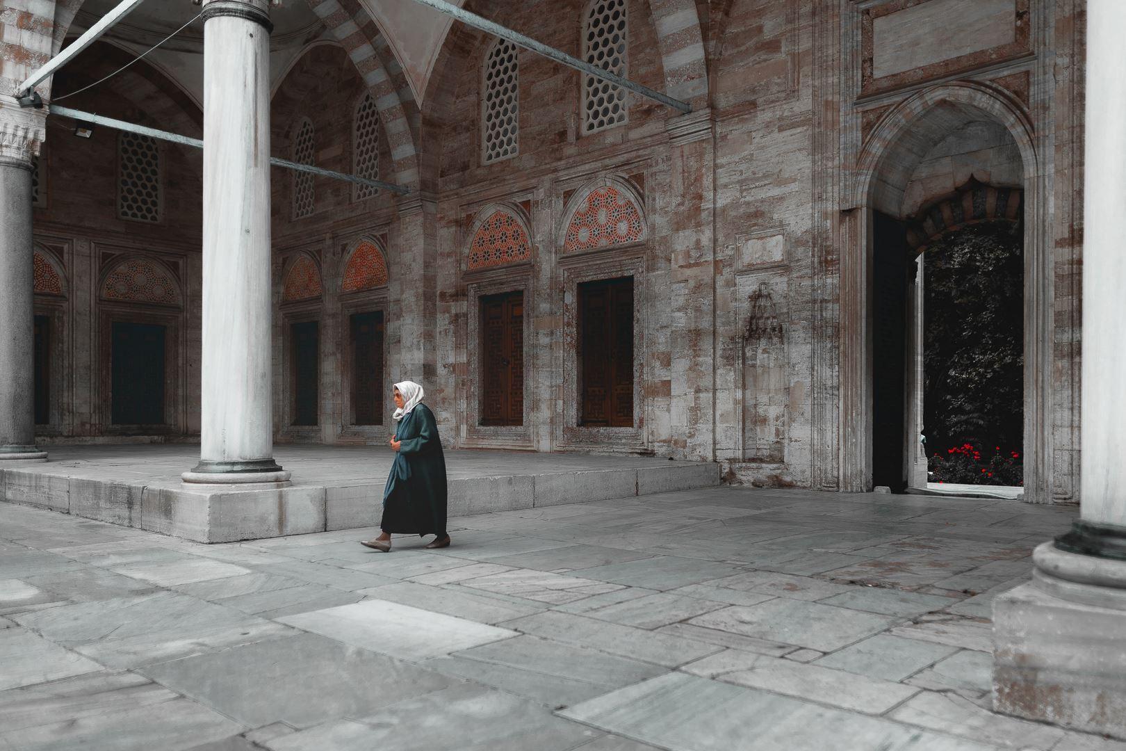 Süleymaniye Camii - Hakan Yaşar