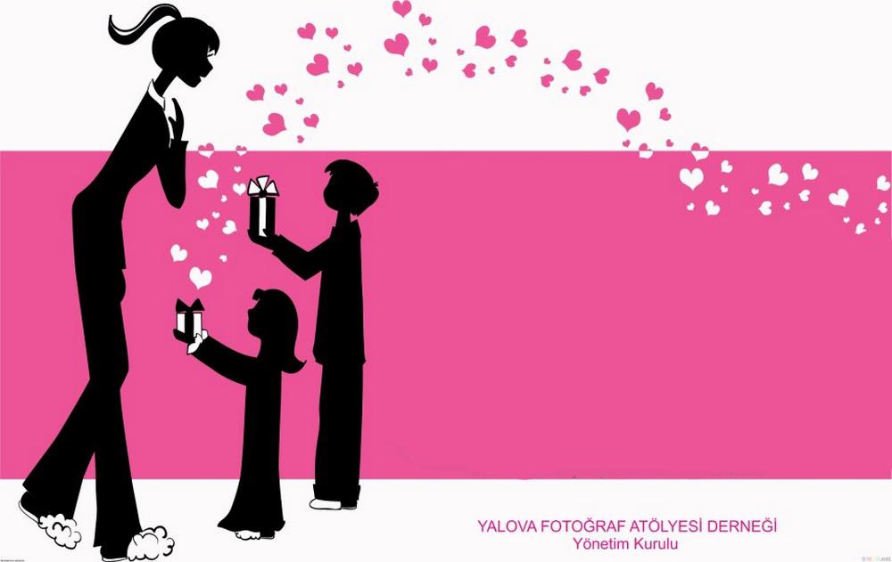 Anneler Günü sergisi