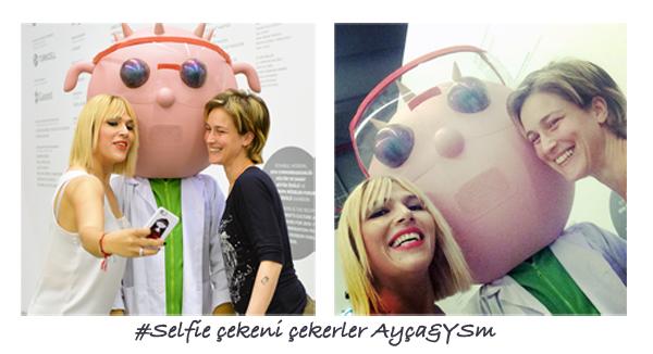selfieYSM&Ayca